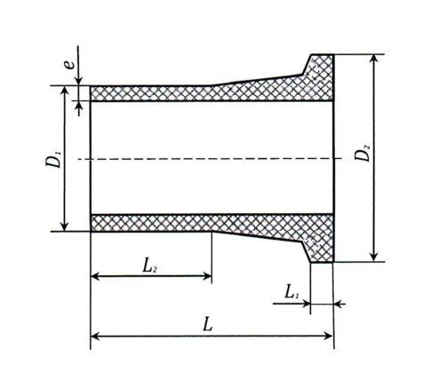 Сегментная втулка SDR 11, 17