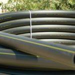 Труба ПЭ100 ГАЗ SDR7,4 - 110 - 15-1-mm - 100m-buhta - 7-4