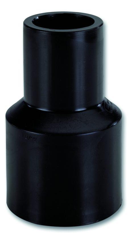 переход литой ПЭ 100 SDR 7.4, 11, 17